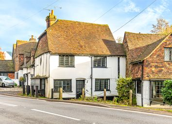 3 bed terraced house for sale in High Street, Westerham, Kent TN16