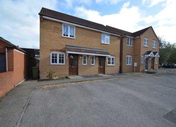 Thumbnail 2 bedroom semi-detached house for sale in Dandridge Court, Grange Farm, Milton Keynes