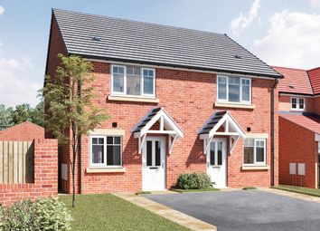 Thumbnail 2 bed detached house for sale in Dragonfly Chase, Ilchester, Somerset