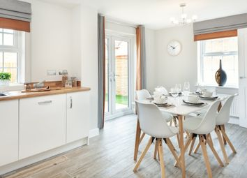 "Thumbnail 3 bedroom semi-detached house for sale in ""Hadley"" at Clinton Avenue, Luton"