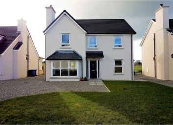 Thumbnail 4 bed detached house for sale in Mullaghboy Manor, Islandmagee