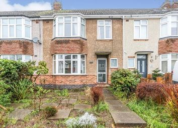 Thumbnail 3 bed terraced house for sale in Gretna Road, Finham, Coventry, West Midlands