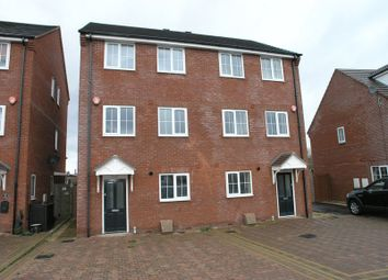 Thumbnail 3 bed semi-detached house to rent in Weir Court, Stourbridge