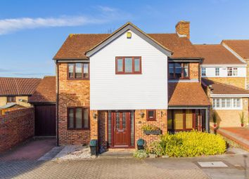 Thumbnail 4 bed detached house for sale in Morgan Way, Woodford Green