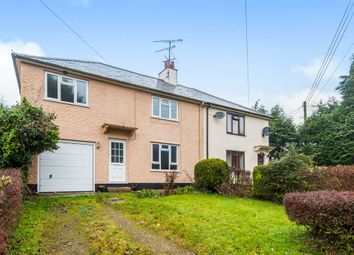 Thumbnail 4 bed semi-detached house for sale in Chestnut View, Membury, Axminster