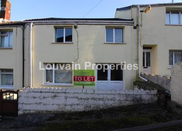 Thumbnail 2 bedroom terraced house to rent in Islwyn Terrace, Tredegar, Blaenau Gwent.