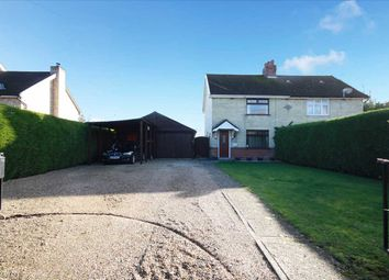 Thumbnail 3 bed semi-detached house for sale in Stonham Road, Mickfield, Stowmarket, Suffolk