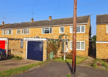 Thumbnail 3 bed end terrace house for sale in Luard Way, Birch, Colchester