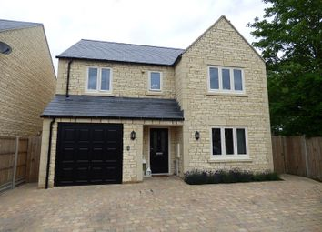 Thumbnail 4 bedroom detached house for sale in Winchester Close, Peterborough, Cambs.