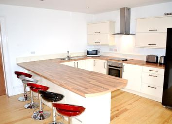 Thumbnail 8 bed flat to rent in Simpson Terrace, Shieldfield, Newcastle Upon Tyne