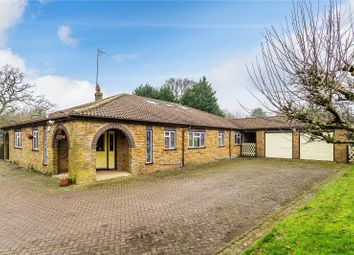 Thumbnail 3 bed detached bungalow for sale in Crewes Lane, Warlingham, Surrey