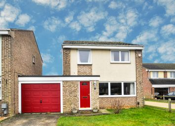Thumbnail 3 bed detached house for sale in Byron Way, Bicester