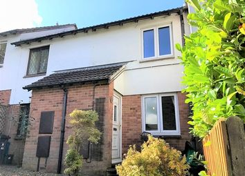 Thumbnail 2 bed terraced house for sale in Chestnut Way, Honiton