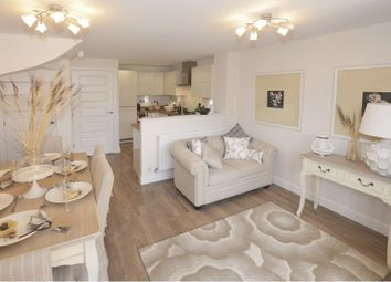 """Thumbnail 4 bedroom semi-detached house for sale in """"Rochester"""" at Harbury Lane, Heathcote, Warwick"""