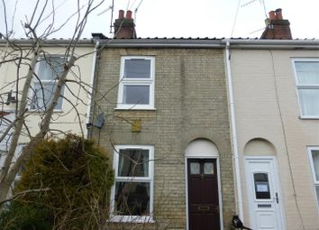 Thumbnail 3 bed terraced house to rent in Gladstone Street, Norwich