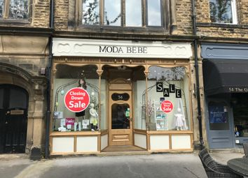Thumbnail Retail premises to let in The Grove, Ilkley, West Yorkshire