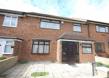 Thumbnail 3 bed terraced house for sale in Compton Crescent, Northolt