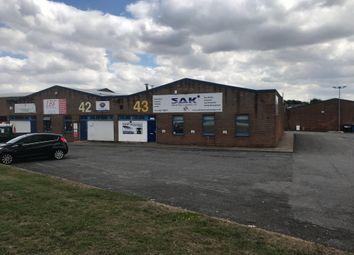 Thumbnail Industrial to let in Corringham Road Industrial Estate, Gainsborough
