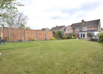 Thumbnail 3 bedroom semi-detached house for sale in Lynton Road, Hucclecote, Gloucester