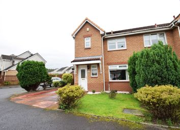 Thumbnail 3 bed semi-detached house for sale in Redwood Grove, Coatbridge