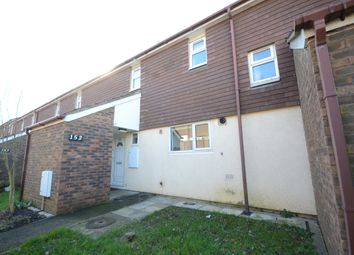 Thumbnail 3 bed terraced house to rent in Quetta Park, Church Crookham, Fleet