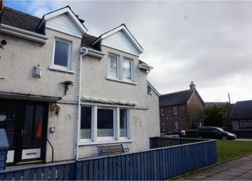 Thumbnail 3 bed terraced house for sale in Davidson Crescent, Coupar Angus, Blairgowrie