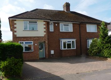 Thumbnail 5 bed semi-detached house for sale in West Road, Gamlingay