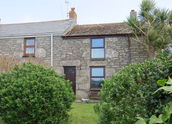 Thumbnail 2 bed terraced house to rent in West Place, St. Just, Penzance