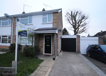 3 bed semi-detached house for sale in Lea Road, Sonning Common, Reading RG4