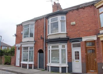 Thumbnail 3 bed terraced house for sale in Tavistock Street, Middlesbrough