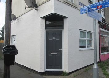 Thumbnail 1 bed flat to rent in Garland Road, Parkeston, Harwich