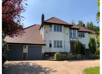 Thumbnail 5 bed detached house for sale in Meadow Drive, Prestbury