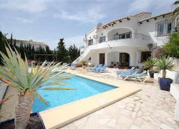 Thumbnail 5 bed villa for sale in Moraira, Alicante, Valencia, Spain