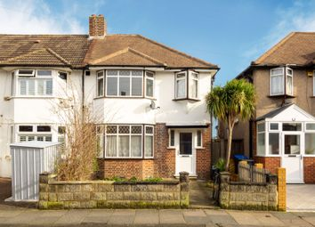Thumbnail 3 bed end terrace house for sale in Tamworth Lane, Mitcham