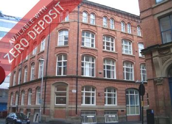 Thumbnail 2 bedroom flat to rent in China House, Harter Street, Manchester