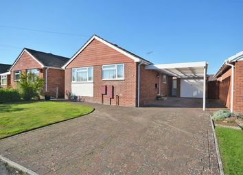 Thumbnail 2 bed detached bungalow for sale in Long Meadow, Tiverton