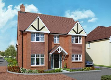 "Thumbnail 4 bedroom detached house for sale in ""The Highgrove"" at Lower Road, Chalfont St. Peter, Gerrards Cross"