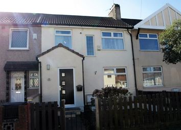 Thumbnail 3 bedroom terraced house for sale in Jersey Avenue, Brislington, Bristol
