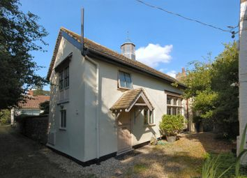 Thumbnail 2 bed detached house to rent in High Street, Little Abington, Cambridge