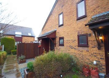 Thumbnail 1 bed end terrace house for sale in Rubens Gate, Springfield, Chelmsford