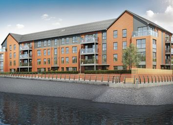 "Thumbnail 2 bedroom flat for sale in ""Seabear"" at Whimbrel Way, Braehead, Renfrew"