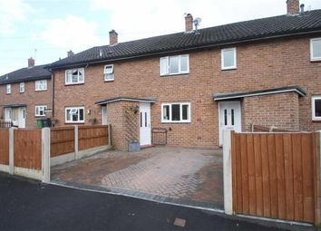 Thumbnail 4 bed terraced house for sale in Mary Webb Road, Meole, Shrewsbury