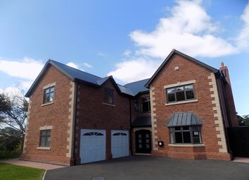 Thumbnail 5 bedroom detached house for sale in Park Lane, Preesall
