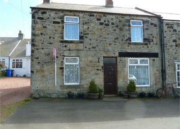 Thumbnail 3 bedroom end terrace house for sale in Main Street, Seahouses, Northumberland