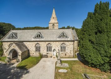 St Michael's Church, Baldhu, Truro TR3. 4 bed property