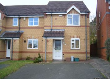 Thumbnail 2 bed terraced house to rent in Forsythia Close, Northfield, Birmingham
