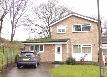 Thumbnail 3 bed link-detached house for sale in Tonbridge Close, Macclesfield, Cheshire