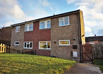 Thumbnail 3 bed semi-detached house for sale in Heather Walk, Crowborough