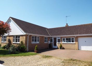 Thumbnail 3 bed bungalow for sale in Terrington St Clement, Kings Lynn, Norfolk