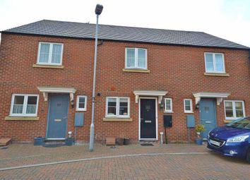 Thumbnail 2 bed terraced house for sale in Garnett Way, Oakridge Park, Milton Keynes, Buckinghamshire